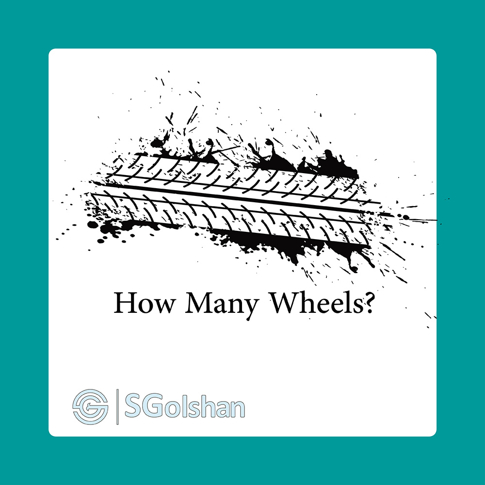 How Many Wheels?
