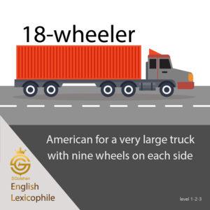 18-wheeler